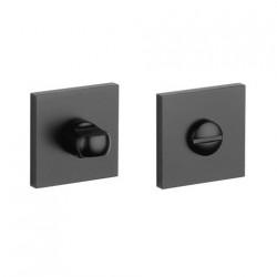 WC užraktas A Q7SE WC juoda
