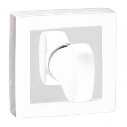 WC užraktas PRIMA balta/chromas