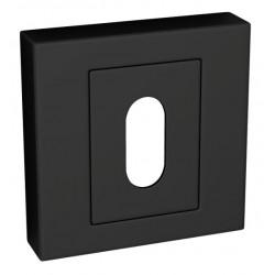 Rakto dangtelis QUBIK II/PARVA, juoda
