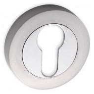 Cilindro dangtelis TUK/MARS/LOK/PAL/LUX metalic/chromas