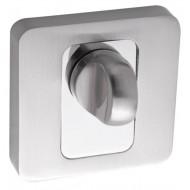 WC užraktas MADERA/TIMOR/LUXOR II/ARIA II metalic/chromas