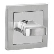 WC užraktas PRIMA/TALIA metalic/chromas