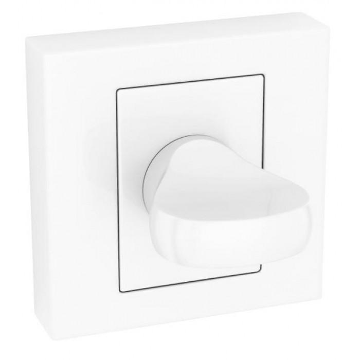 WC užraktas QUBIK II, balta