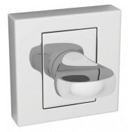 WC užraktas NERO/PARVA chromas