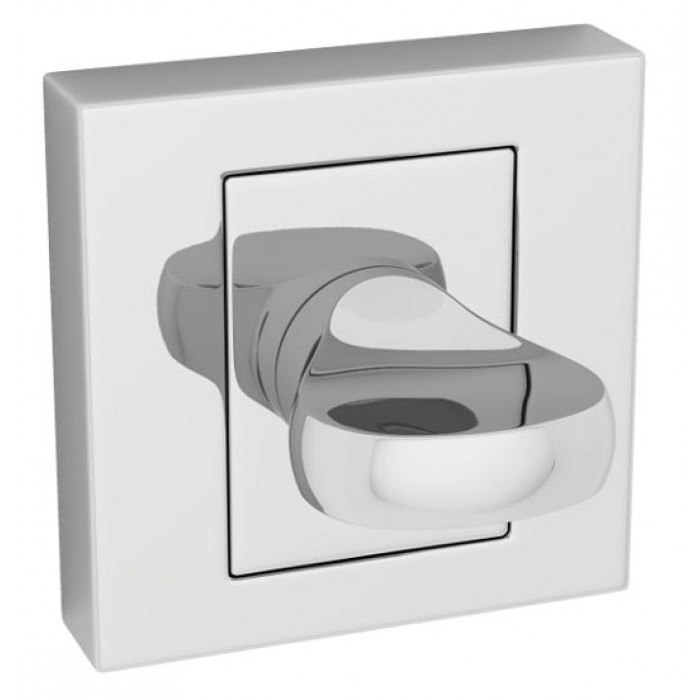 WC užraktas QUBIK II/NERO/PARVA chromas