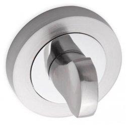 WC užraktas TUK/MARS/LOK/PA/LUX metalic/chromas