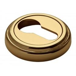 Cilindro dangtelis Morelli CLASSIC, auksas