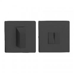 WC užraktas MP SQ6 WC matinė juoda