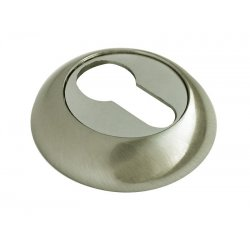 Cilindro dangtelis RAP blizgus chromas/metalic