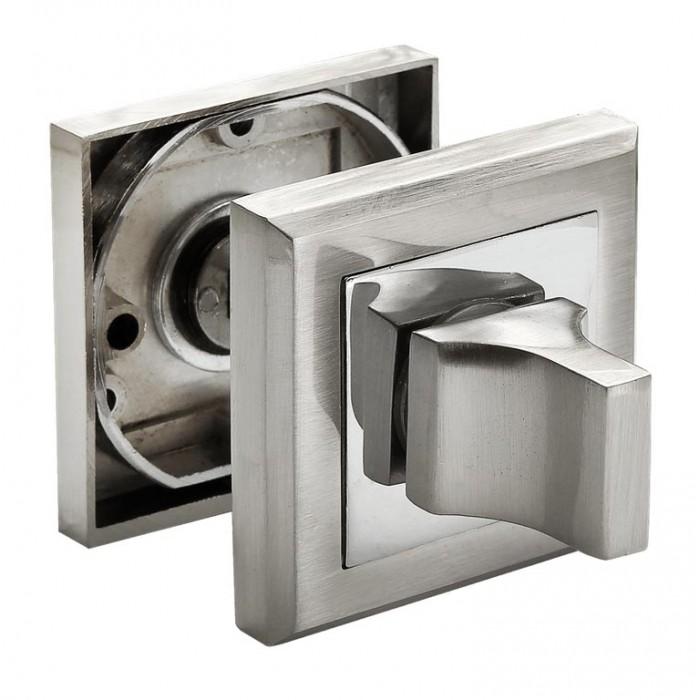 WC užraktas RAP-S blizgus chromas/metalic
