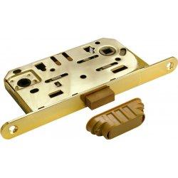 Spyna WC su plokštele Morelli (magnetinė), auksinė