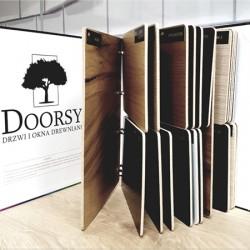 Lauko durų Doorsy spalvų katalogas