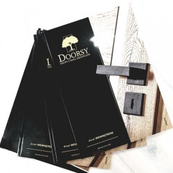 Lauko durų Doorsy katalogas 2019-2020